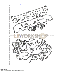 Gasket Kits Part Diagram