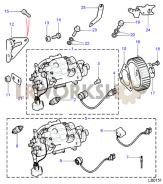 Injection Pump Part Diagram