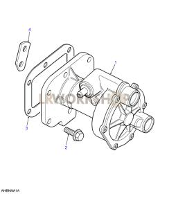 Vacuum Pump Part Diagram