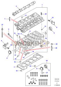td5 diagrams land rover workshop rh landroverworkshop com td5 engine workshop manual Land Rover Discovery II Engine