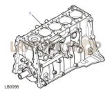 Engine Base Part Diagram