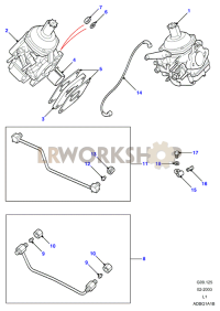 Carburetter-Stromberg-Non Detoxed Part Diagram