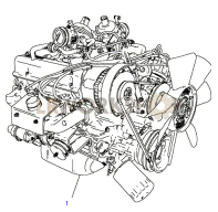 Engine Complete Part Diagram