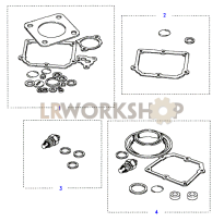 Gasket Kits-Carburetter Part Diagram