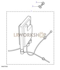 Vapour Separator Part Diagram