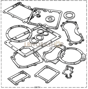 Gasket Kit Part Diagram