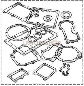 Gasket Kit Part Diagram