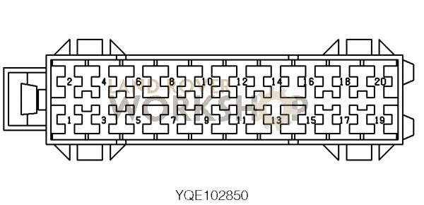 c0580 - fuse box - passenger compartment