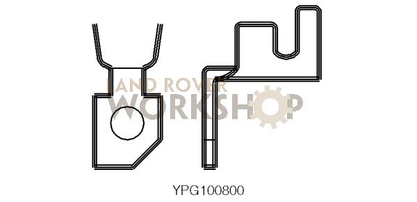 c0622 - fuse box - engine compartment - td5 - defender 2002my