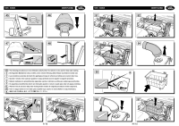 Kit-raised air intake Fitting Kit Instructions - page 1
