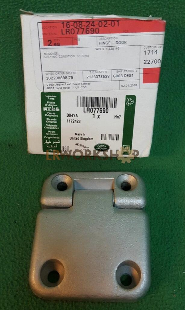 Genuine BYC500060. Land Rover  Pins x 10