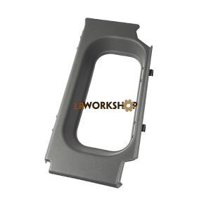 MWC8911LOY - Finisher-trim retention, Dark Granite, LH