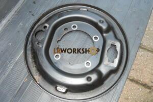 STC963 - Backplate-transmission brake assembly, Transmission LT 77S, LT 85