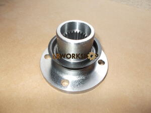 TXW500010 - Flange And Mudshield