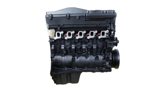 LBB001190E - Engine unit-stripped, exchange, Less Injectors, Supplied Without Ro