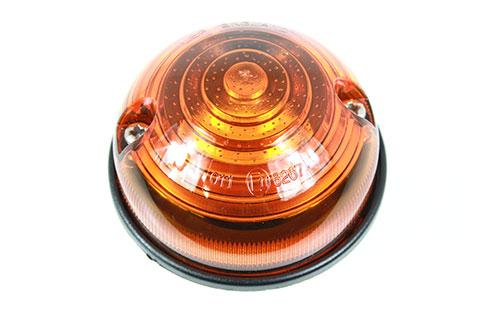 LR048188 - Lens & body assy-front indicator, 12V