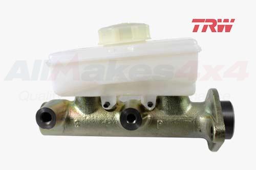 Brake Master Cylinder and Servo Unit  Dual Line System
