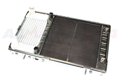PFI100041 - Radiator & intercooler assembly-cooling system