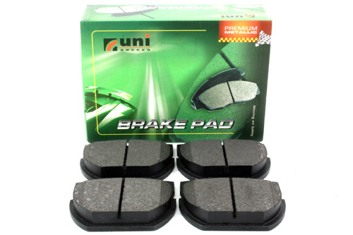 SFP000250 - Rear brake pads - 110/130 - From 2A